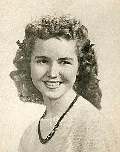 LuAnne Henderson (Marylou in the novel).