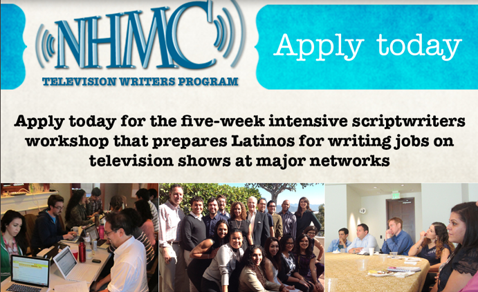 NHMC Television Writers Program