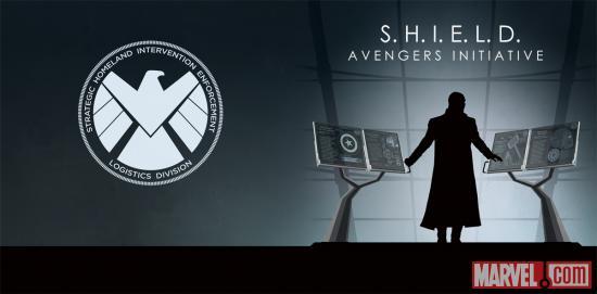 Marvel SHIELD Phase One Artwork