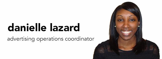 Danielle Lazard - Team Page