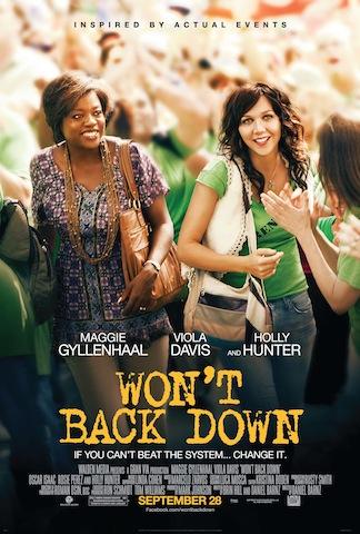 Won;t Back Down