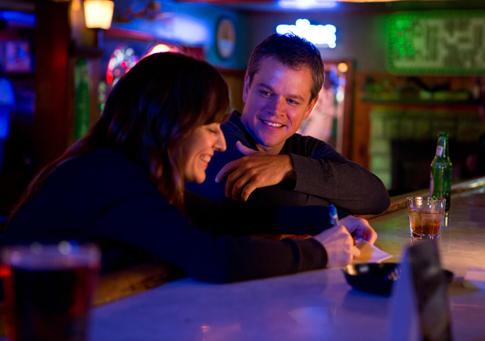Rosemarie DeWitt-Matt Damon-485