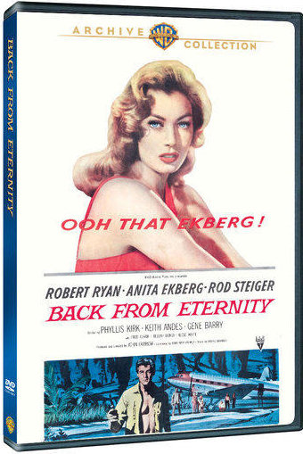 Back From Eternity DVD