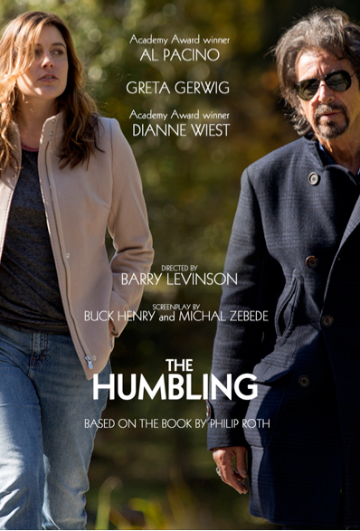 The Humbling, poster