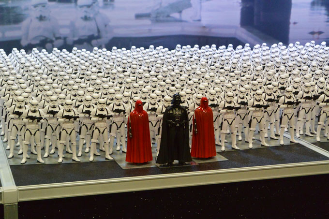 Star Wars Figures-Comic-Con 2014