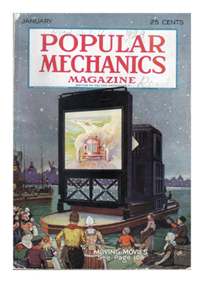 Popular Mechanics Covers-285