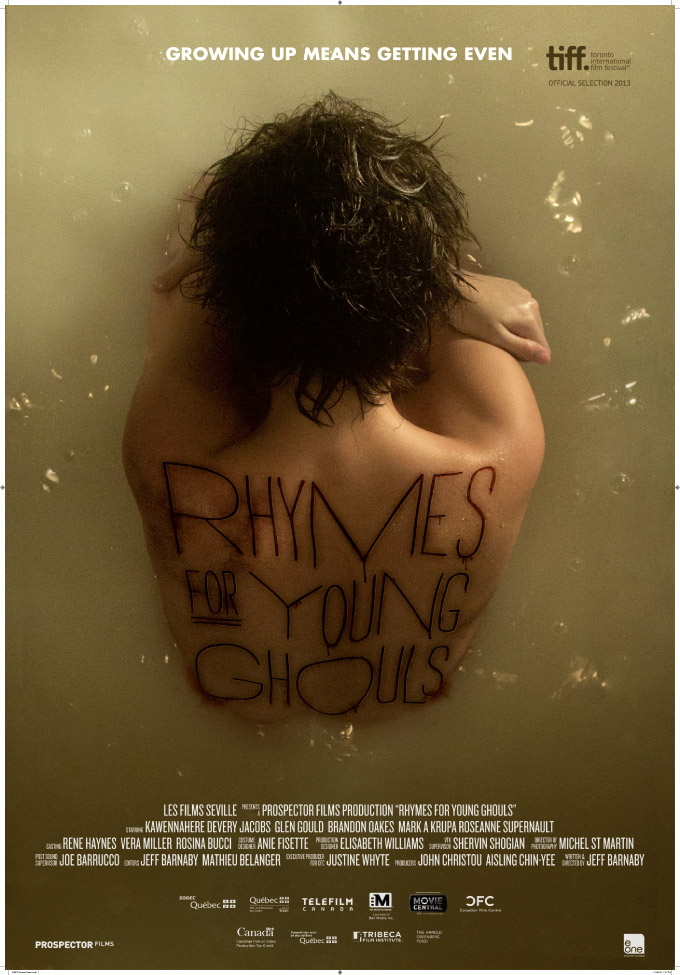 Rhymes For Young Ghouls, poster