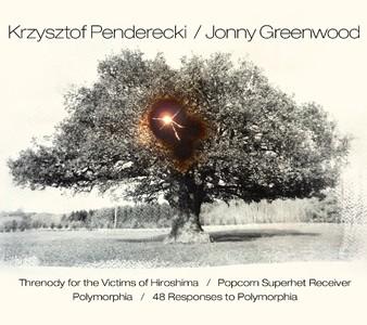 Jonny Greenwood & Krzysztof Penderecki Artwork