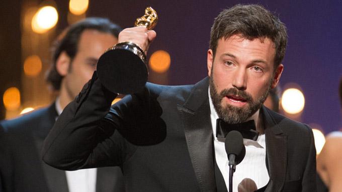 Argo, Affleck, Best Picture, Oscars 2013 (skip)