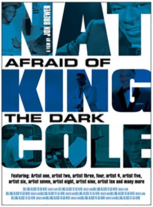 Nat King Cole - Afraid of the Dark Small Poster