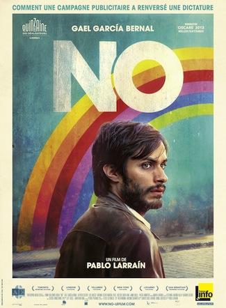 'NO' starring Gael Garcia Bernal
