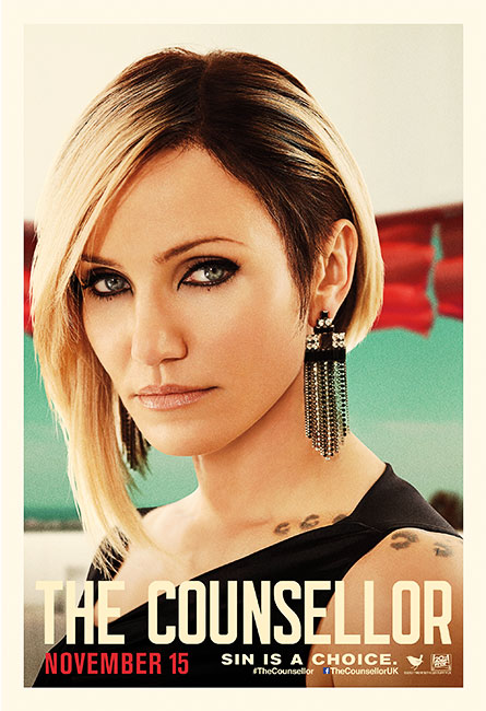 Counselor, Diaz ,character poster