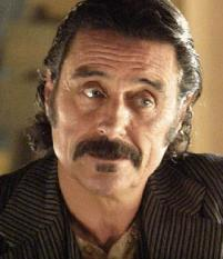 """Al Swearengen in """"Deadwood."""""""