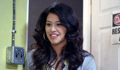 Screenshot of Gina Rodriguez