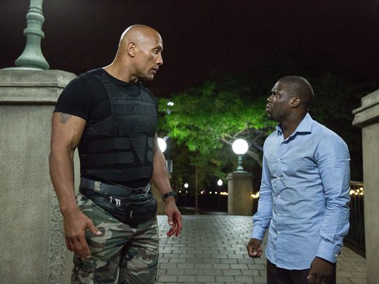 central intelligence SEE New Images Of Kevin Hart & Dwayne Johnson's New Film 'Central Intelligence'!