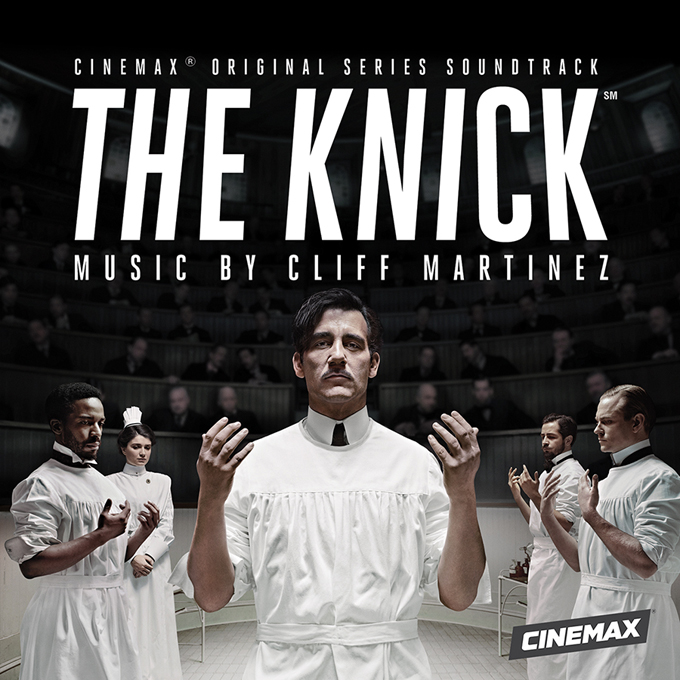 The Knick Soundtrack Cover