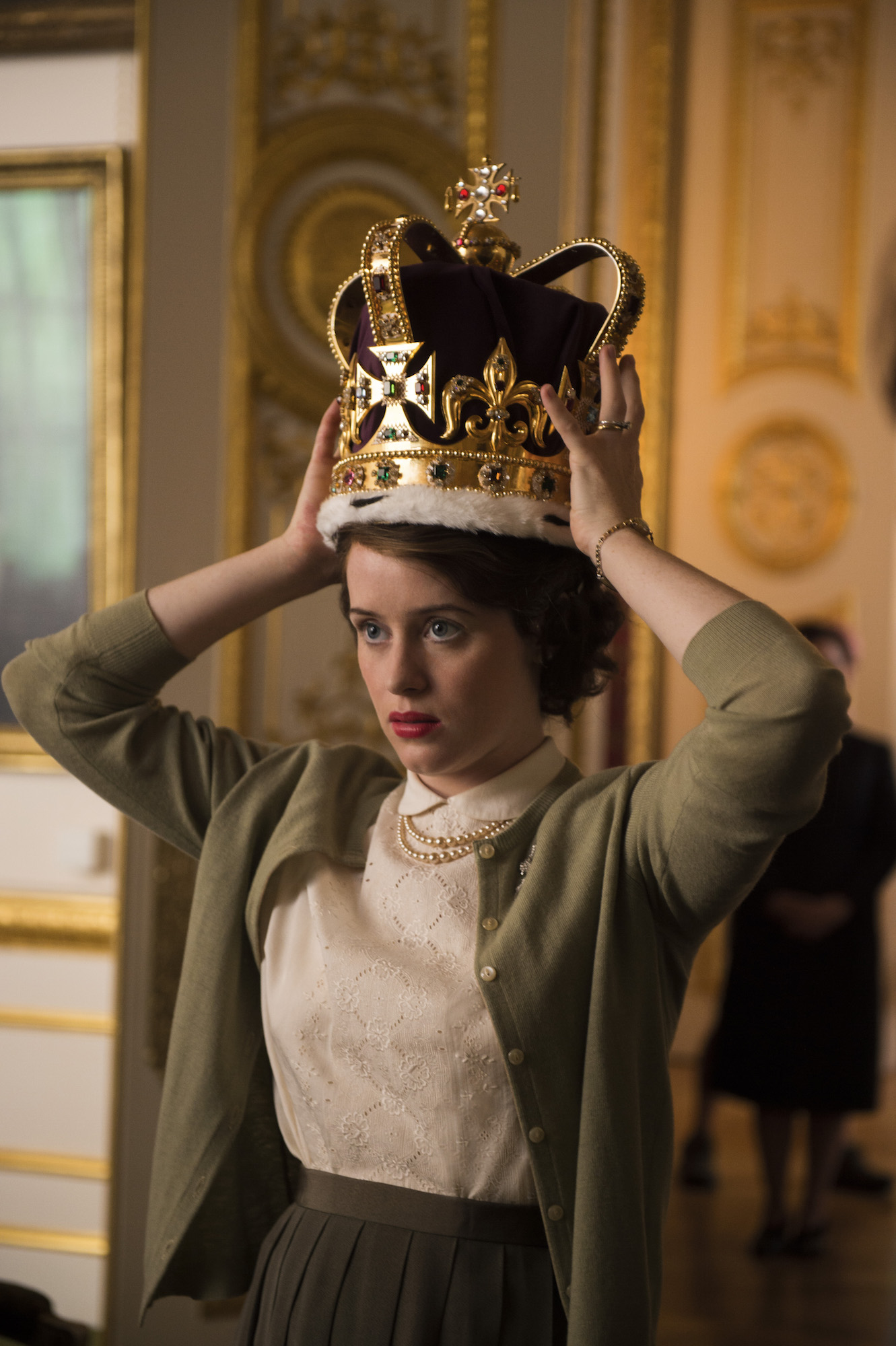 Queen Tv Movie The Crown