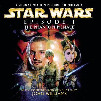 Phantom Menace Soundtrack Cover skip crop