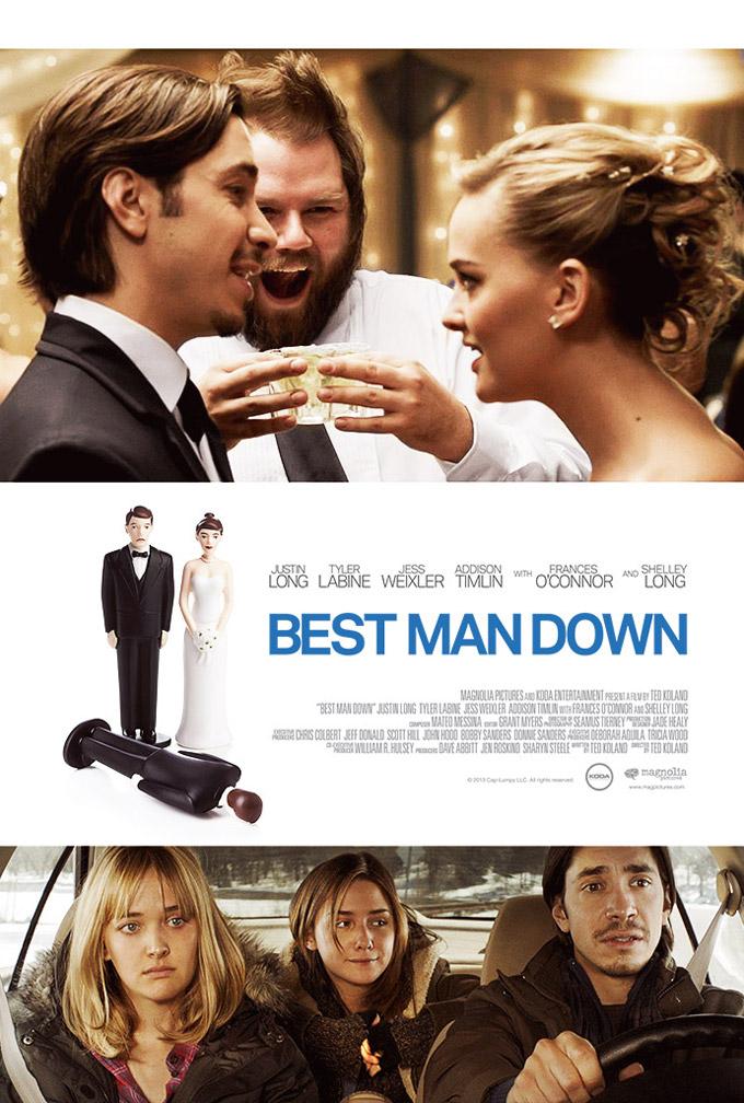 Best Man Down, poster