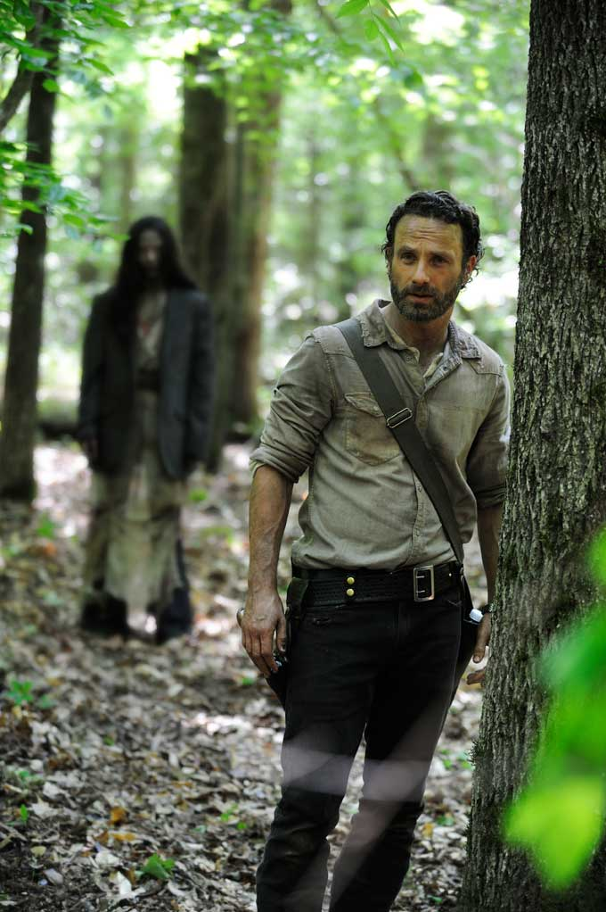 Walking Dead First Look