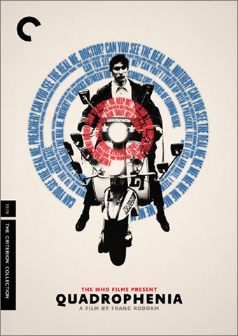Quadrophenia DVD cover