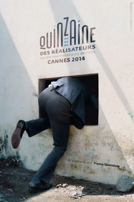 Cannes Directors' Fortnight Poster