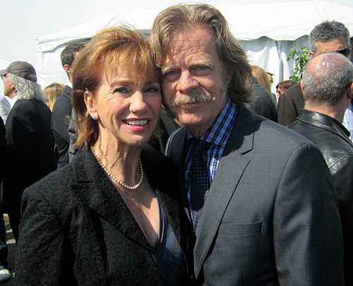 Kathy Baker-William H. Macy