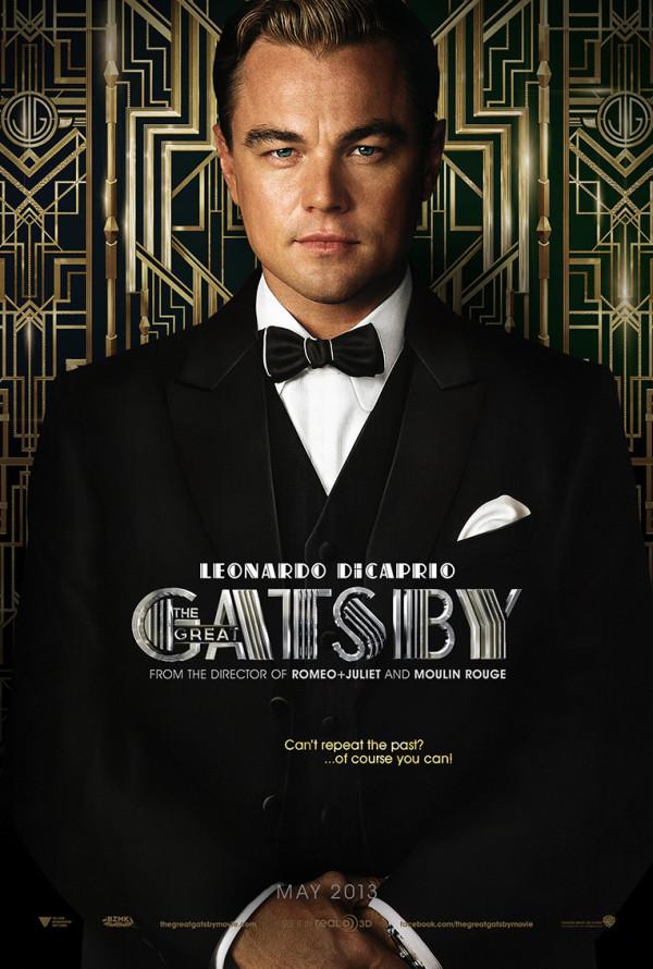 Leonardo DiCaprio, Gatsby poster (skip)