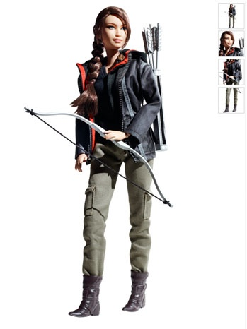Katniss Barbie