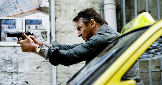 Liam Neeson Taken 2 skip crop
