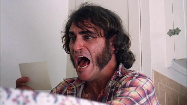 "Joaquin Phoenix in Paul Thomas Anderson's ""Inherent Vice"""