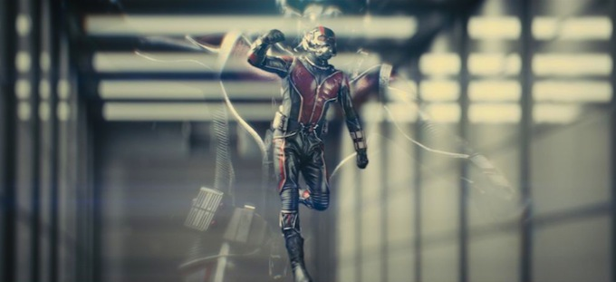 Ant-Man, Concept Art