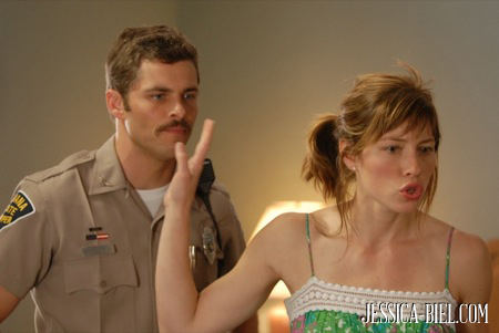 Nailed, Jessica Biel, James Marsden