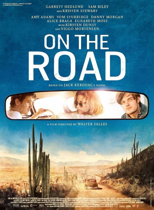 On The Road Poster Skip Crop