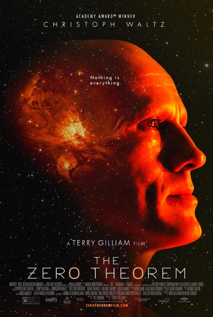 Zero Theorem, poster