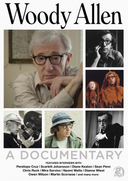 Woody Allen on American Masters: A Documentary