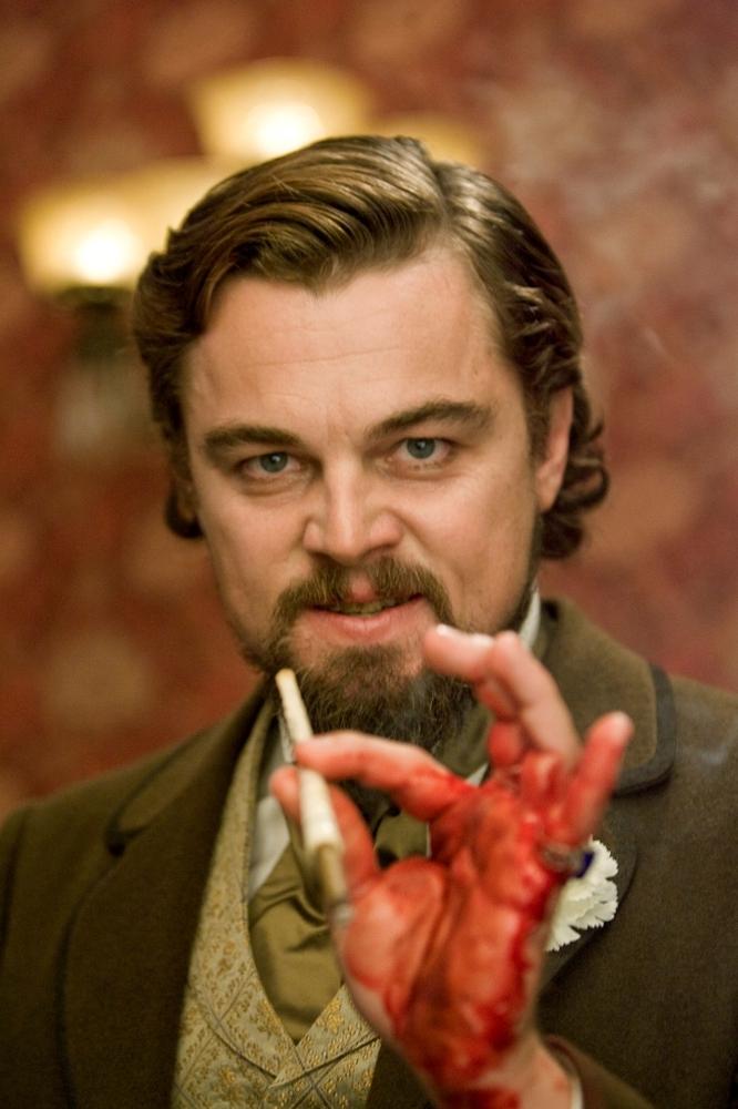 Django Unchained Leonardo DiCaprio skip