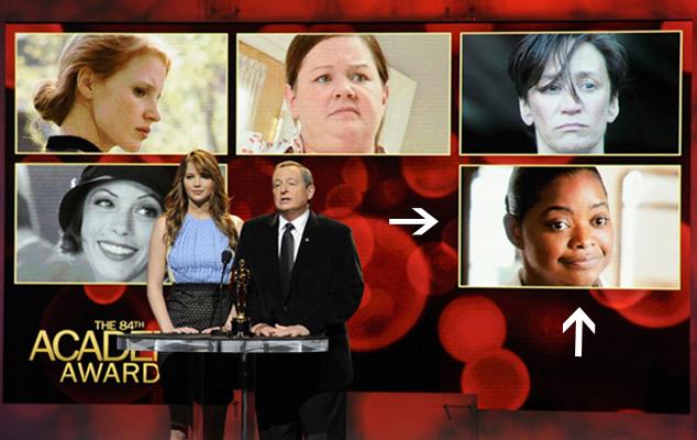 Oscars test 3
