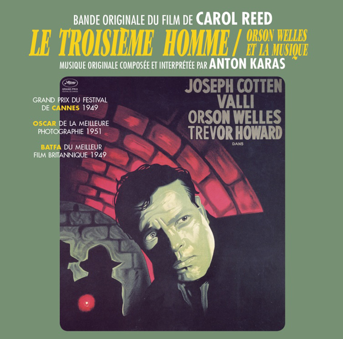 Third Man Soundtrack cover
