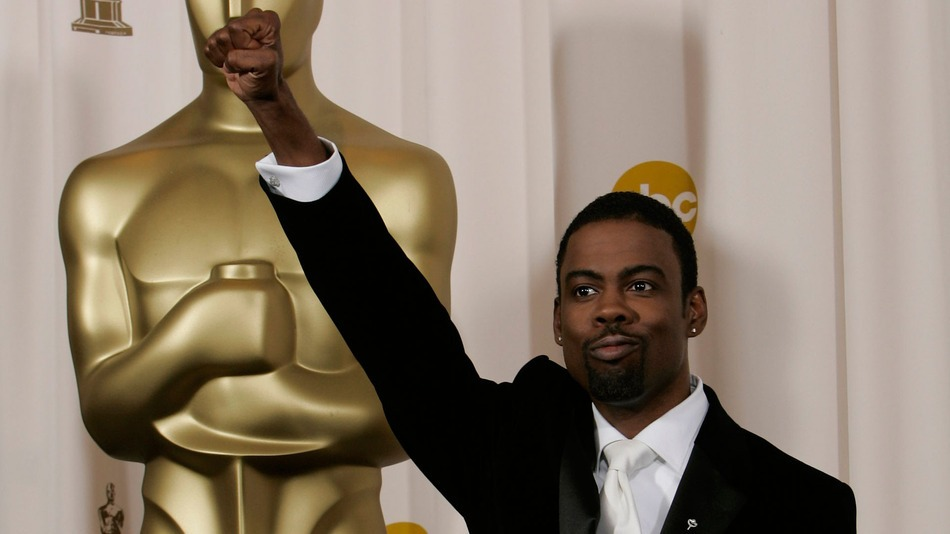 Chris Rock - 2005 Oscars