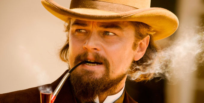 Leonardo DiCaprio Django Unchained skip
