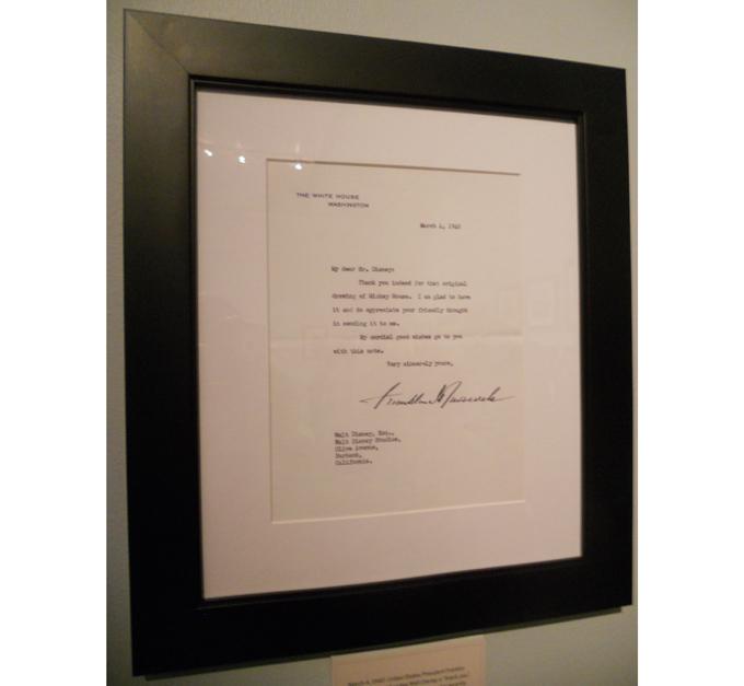 Roosevelt Letter-680