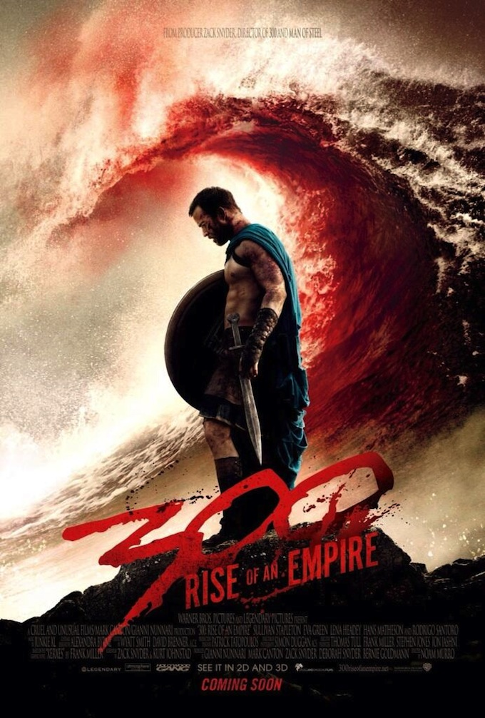 300: Rise of an Empire, poster, skip