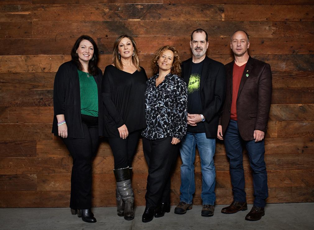 """Newtown"" - Nicole Hockley, Maria Cuomo Cole, Kim A. Snyder, David Wheeler and Mark Barden"