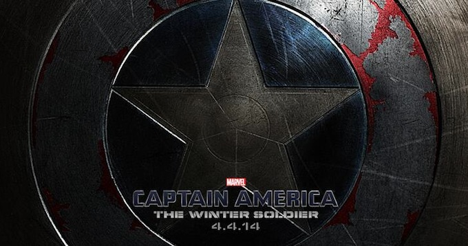 Captain America Winter Solider logo