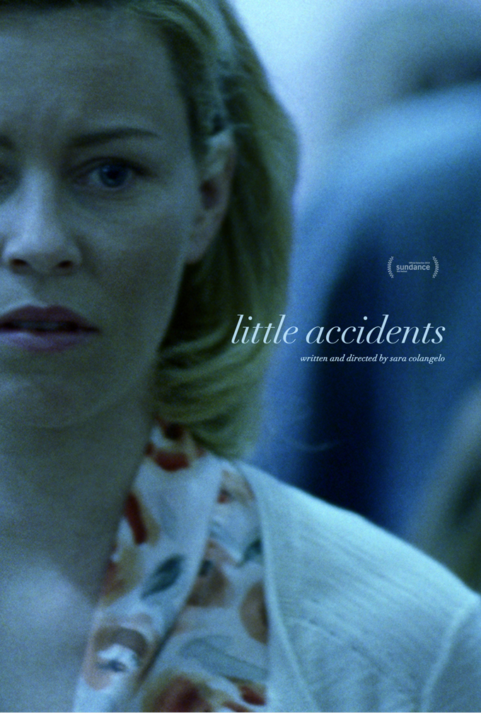 Little Accidents Character Poster 2