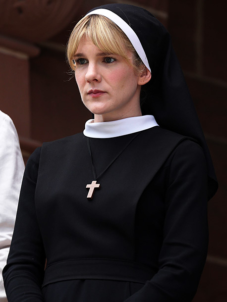 American Horror Story skip crop Lily Rabe