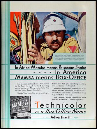 Mamba Adertisement - 333