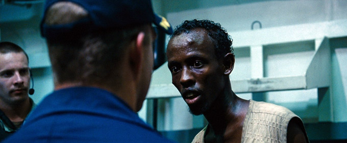 Captain Phillips (skip)