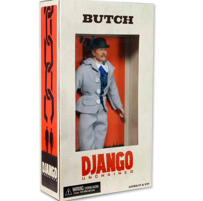 Django Unchained toys skip
